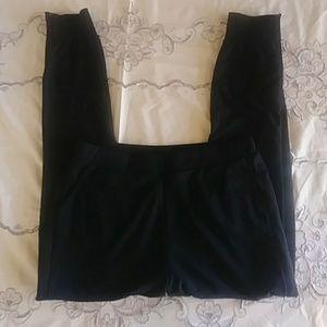Dressy Knit Jogger Pants